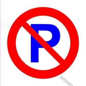 Znaki prepovedi Dovoljeno za stranke
