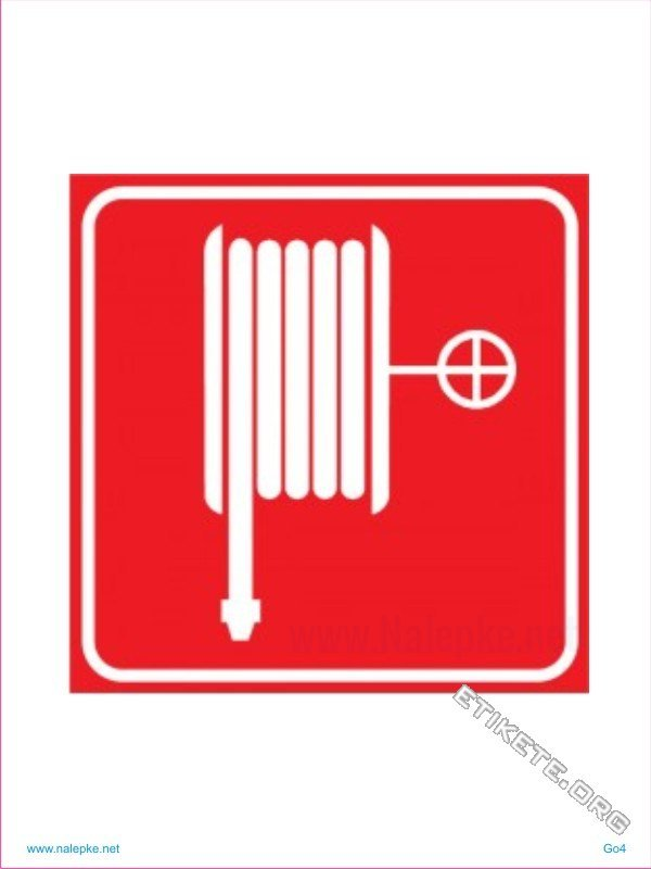 Gasilska oprema Euro hidrant