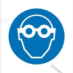 Opozorilni znaki obveze Obvezna uporaba očal