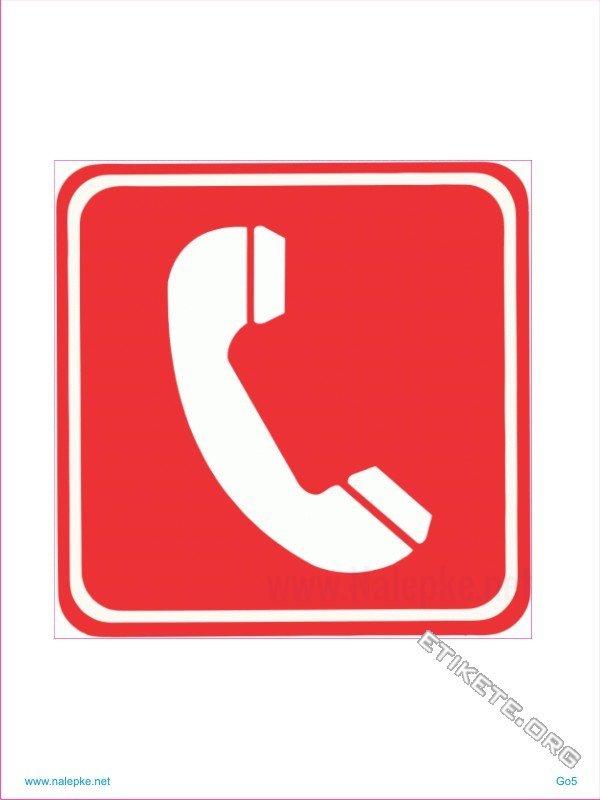Gasilska oprema Požarni telefon