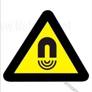 Opozorilni znaki Pozor! Magnetno polje