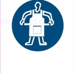 Opozorilni znaki obveze Obevzna uporaba predpastnika