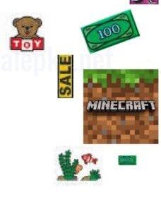 Etikete po naročilu Nalepke za lego kocke