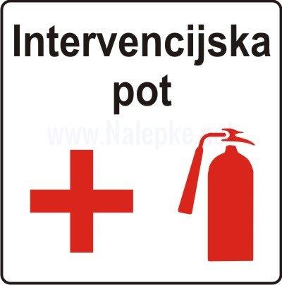 razno Intervencijska pot